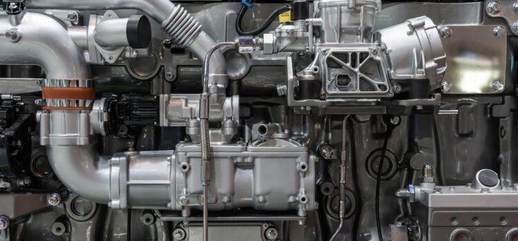 Detailing komory silnika. Etapy działania