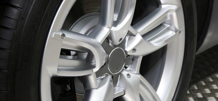 Czyszczenie izabezpieczanie felg aluminiowych