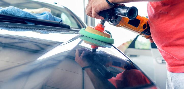 Metody polerowania samochodu